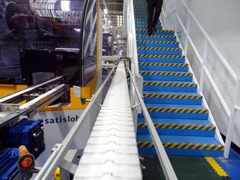 Monk Optical Conveyor Systems
